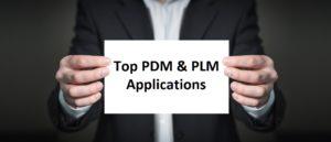 Top PDM & PLM Applications